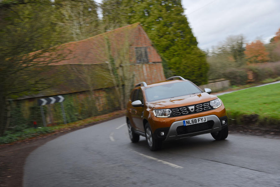 Dacia Duster Comfort BLUEDCI 115 4X2 2019 long-term review | Autocar