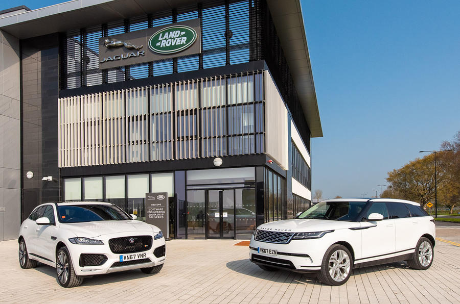 Jaguar Land Rover Drives IOTA Up