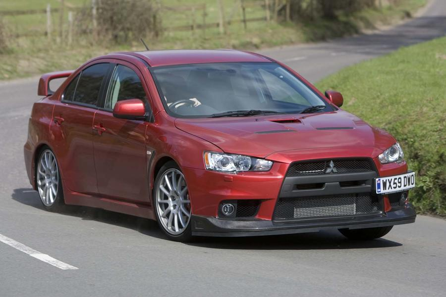 2016 Lancer Evolution >> Mitsubishi Could Return To Performance Cars With Reborn