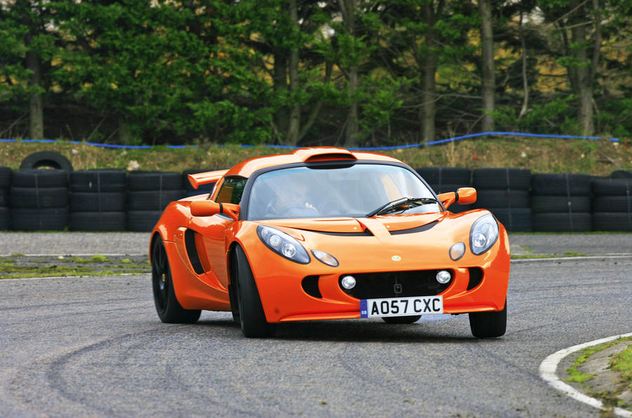LOTUS ELISE SERIES 1  BRITISH MADE RADIATOR