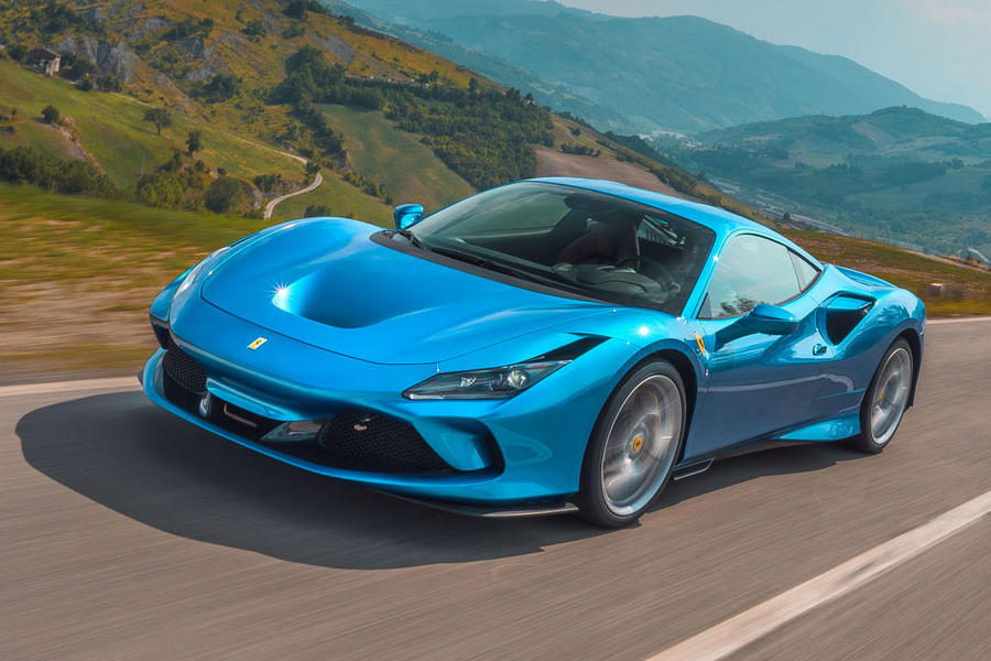 The Top Fastest Accelerating Cars In The World 2021 Autocar