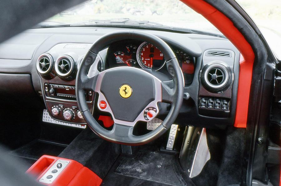 Used Car Buying Guide Ferrari F430 Autocar