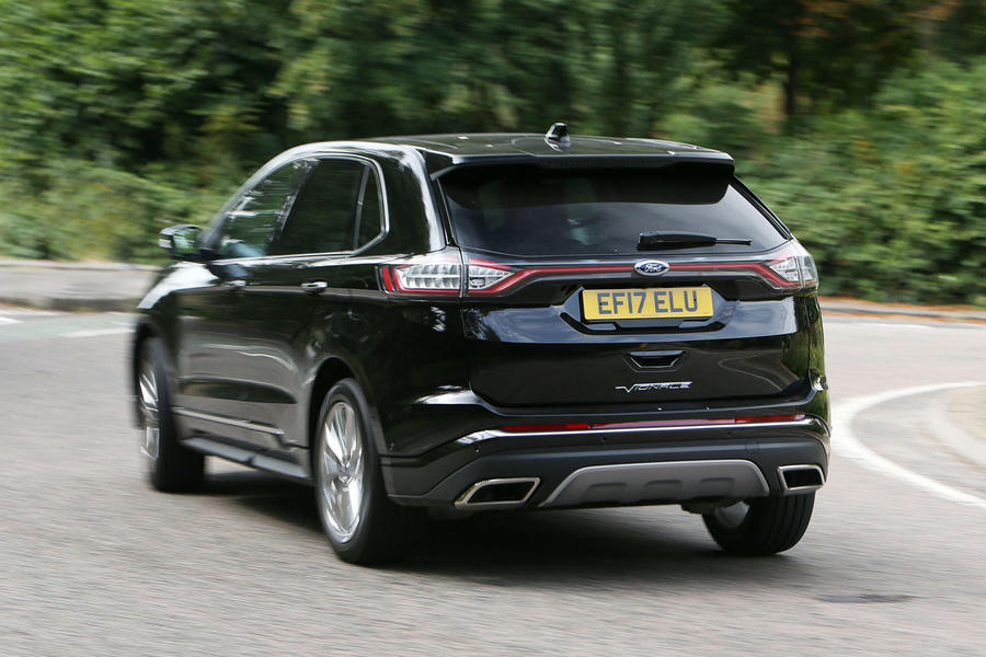Build A Ford >> Ford Edge Vignale UK 2017 review | Autocar
