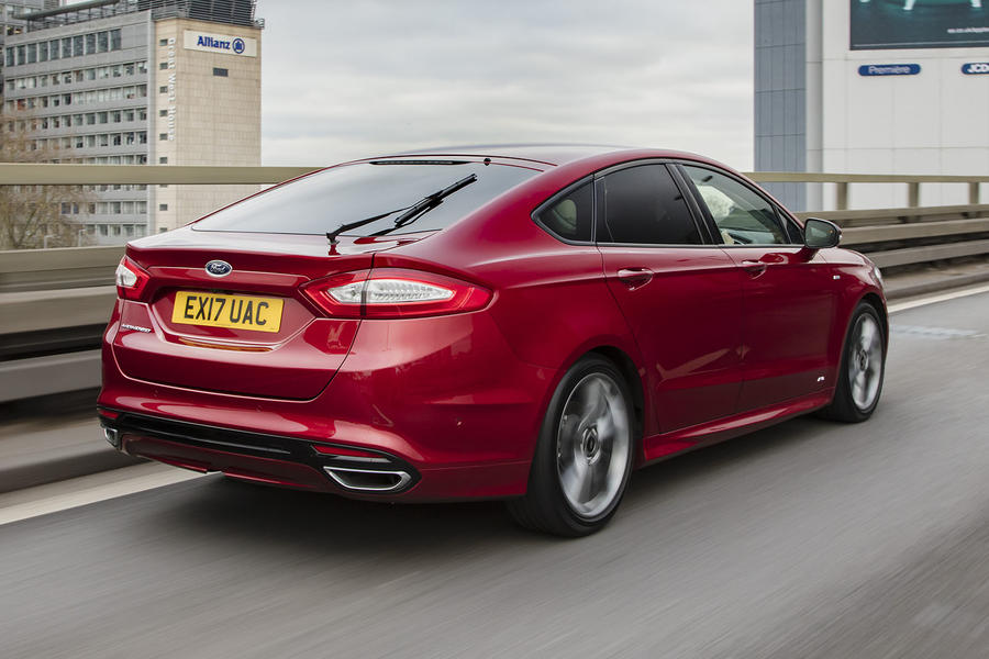 Ford Mondeo St Line 2017 Review