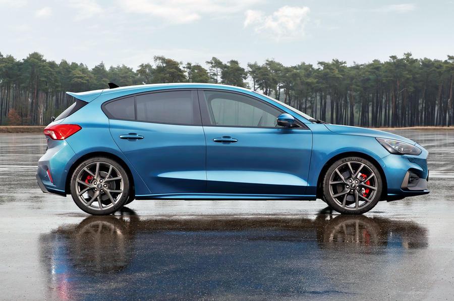 new ford focus st packs 276bhp for 2019 autocar. Black Bedroom Furniture Sets. Home Design Ideas