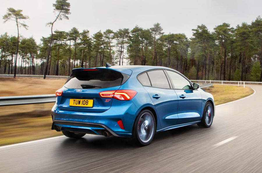 New Ford Focus ST packs 276bhp
