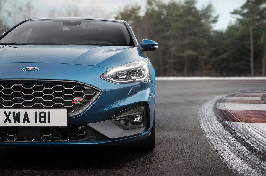 New Ford Focus St Priced From Under 30 000 In Uk Autocar