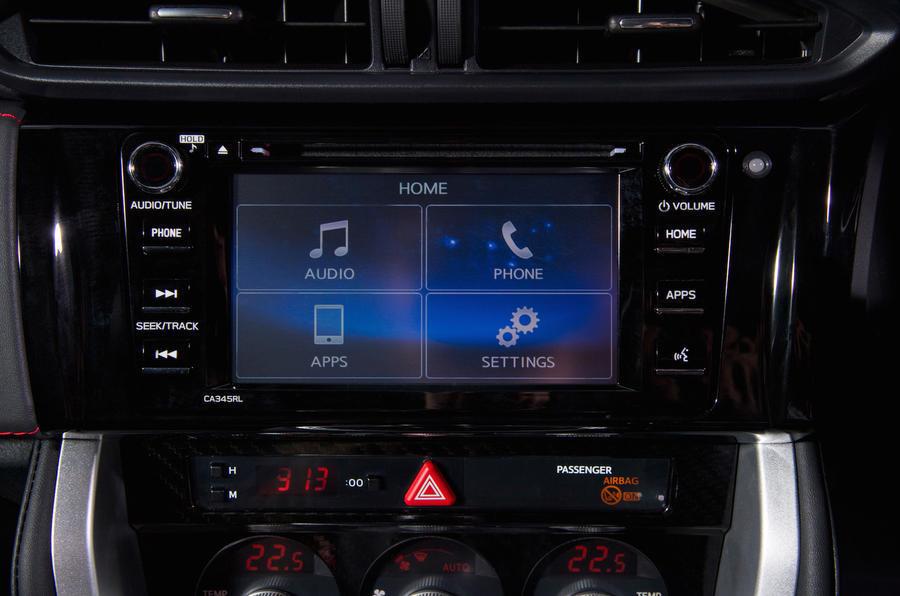 Subaru Brz Se Lux 2017 Review Autocar   2017 - 2018 Best Cars Reviews