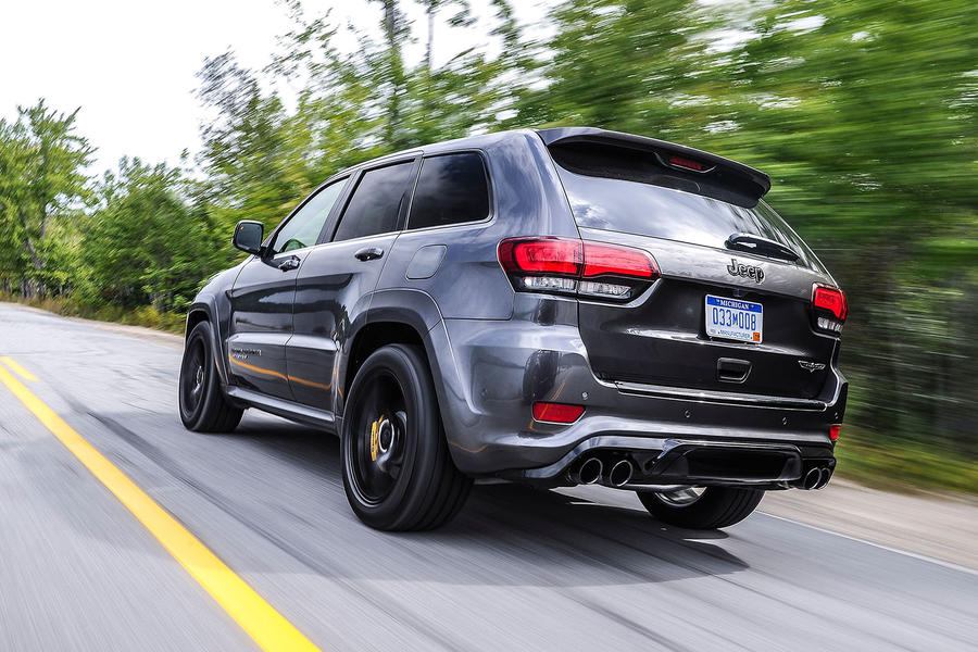jeep grand cherokee trackhawk 2018 review autocar. Black Bedroom Furniture Sets. Home Design Ideas
