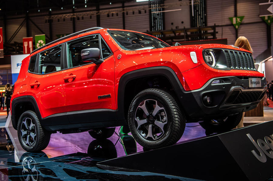 Jeep S Plans For Europe Include Gladiator Pick Up In 2020 Autocar