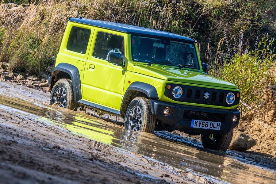 2020 Suzuki Jimny One Of The Best Non-US Off-Roaders >> Top 10 Best 4x4s Off Road Cars 2019 Autocar