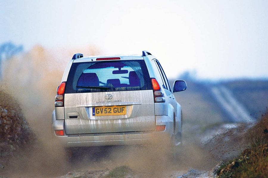 Used car buying guide: Toyota Land Cruiser | Autocar