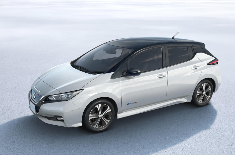 New Nissan Leaf Priced From 21990 In The Uk Autocar