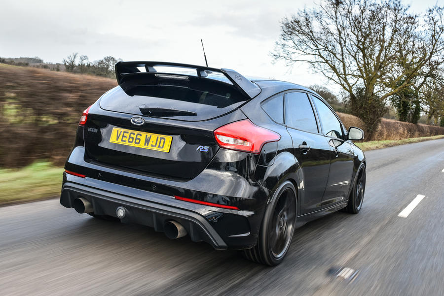 Litchfield Ford Focus RS Review Autocar - Ford