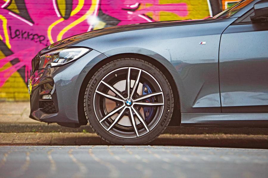 Saloon showdown: 2019 Tesla Model 3 vs new BMW 3 Series