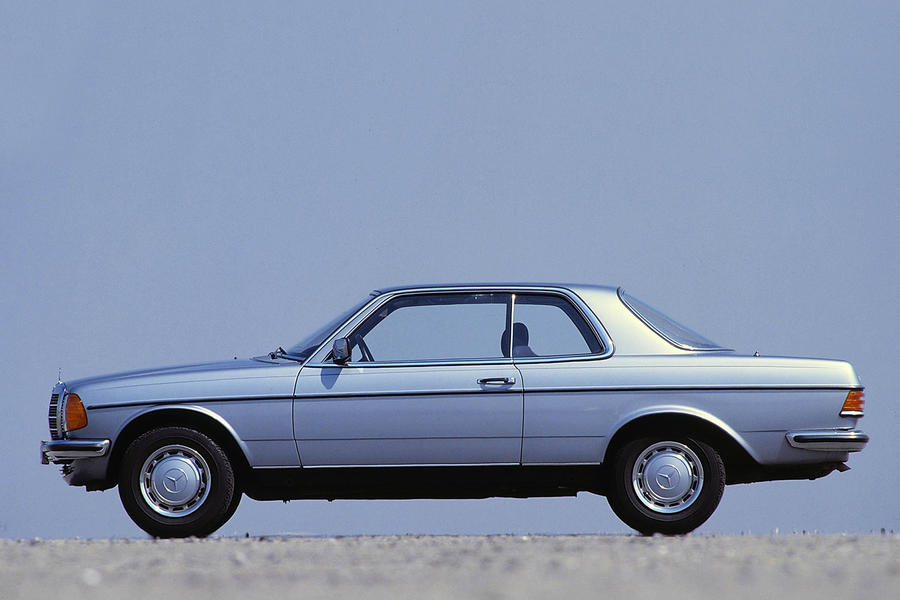 Throwback Thursday 1977 Mercedes Benz 230c Road Test Autocar