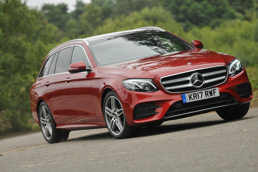 Mercedes Benz E Class Estate Long Term Review Six Months With The