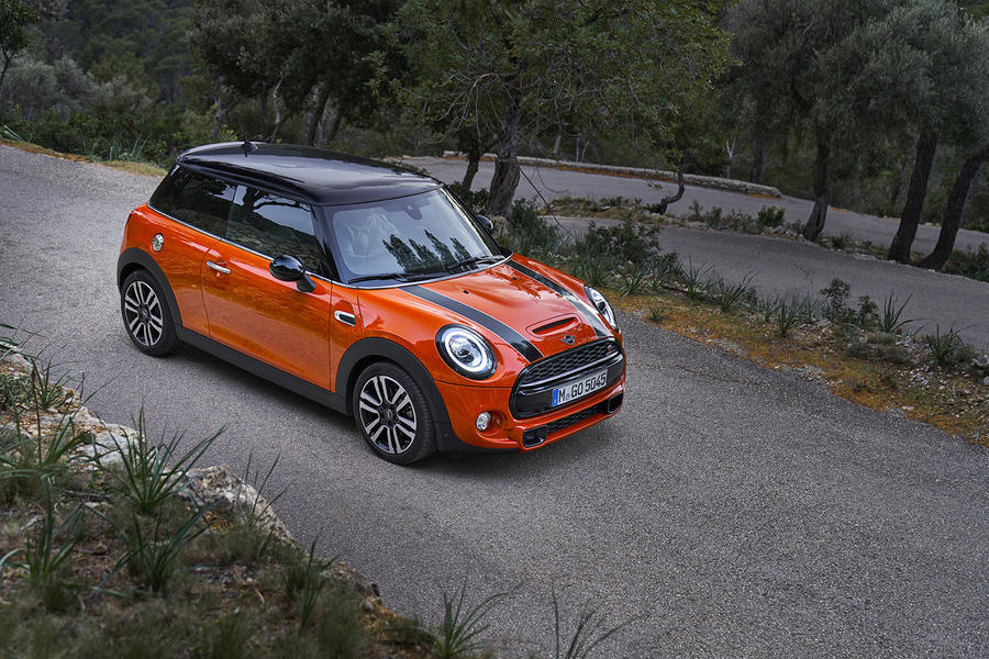 Mini Cooper S 3 Door Hatch 2018 Review Autocar