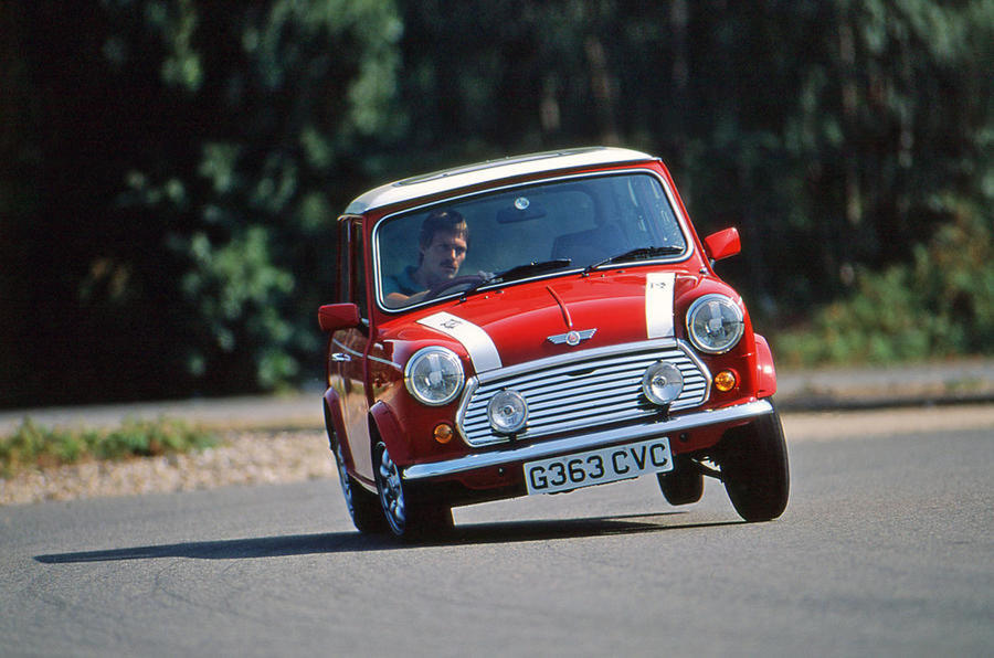 Icon Of Icons Autocar Awards Readers Champion Mini Autocar