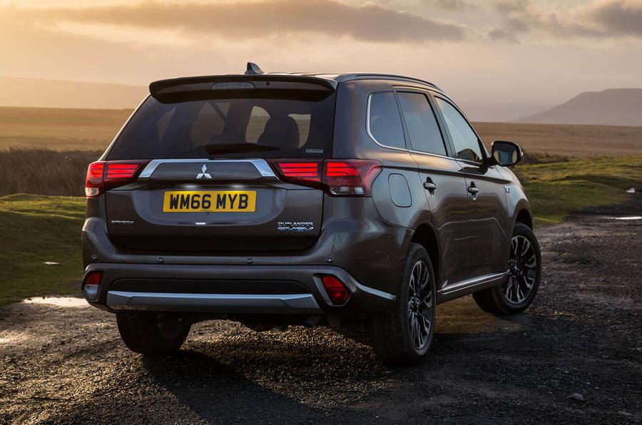 Mitsubishi outlander phev 2017 opiniones