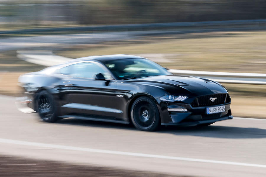 Ford Mustang GT 5.0 V8 automatic 2018 review   Autocar