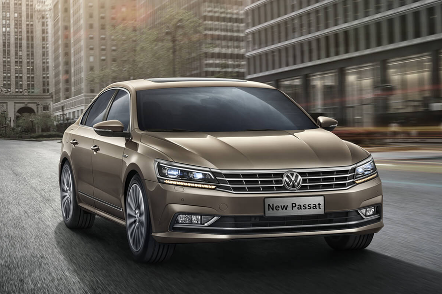The bewildering saloon range of Volkswagen China explained | Autocar
