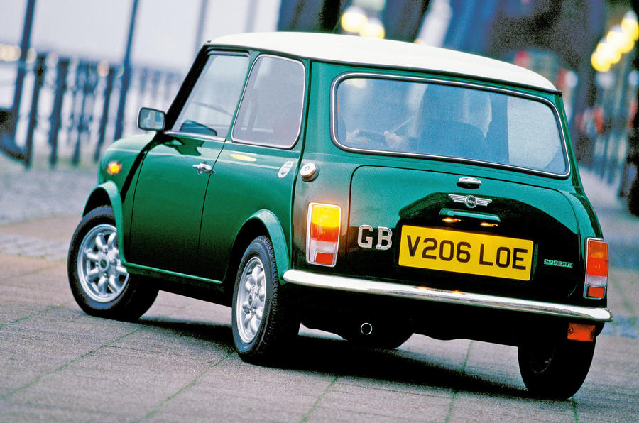 Used Car Buying Guide Rover Mini Autocar