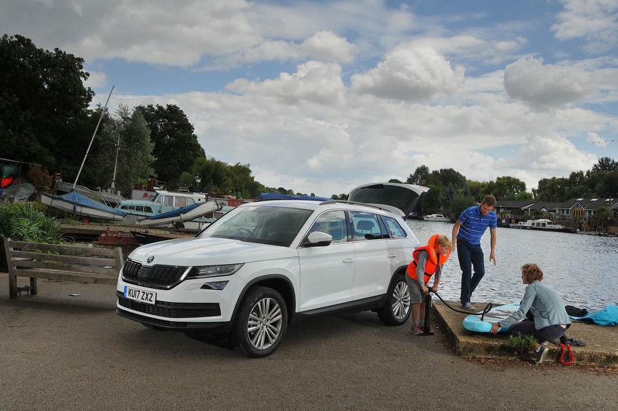 dbbbf9e0e62fc9 Skoda Kodiaq long-term review - twelve months with the seven-seat ...