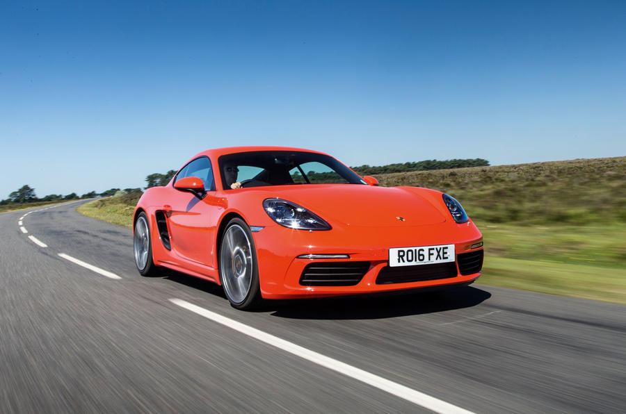 Nearly New Buying Guide Porsche 718 Cayman Autocar