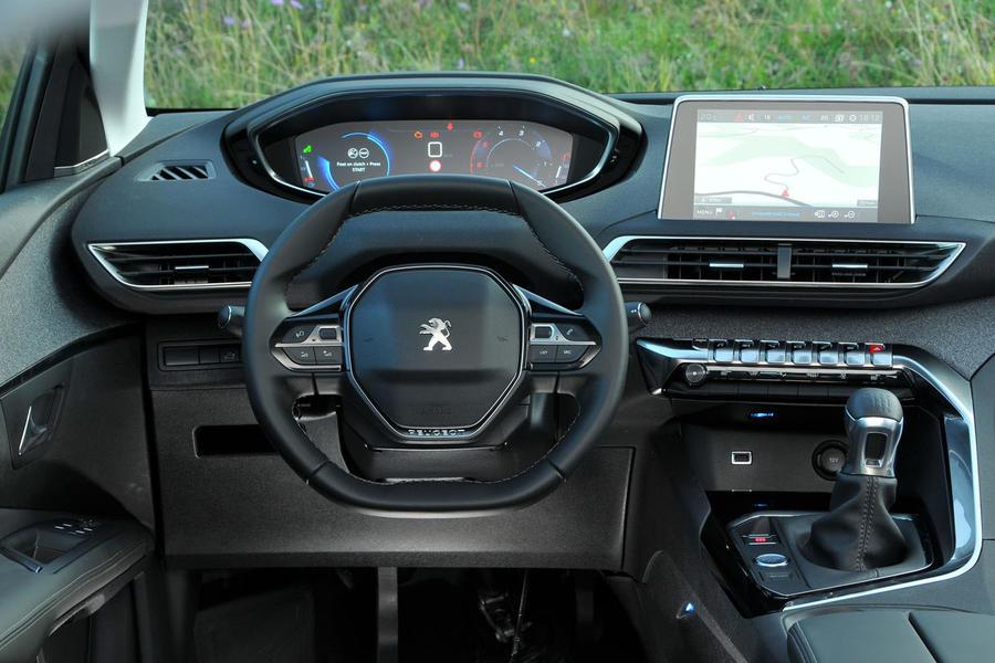 2017 Peugeot 3008 1.2 Puretech UK review review | Autocar