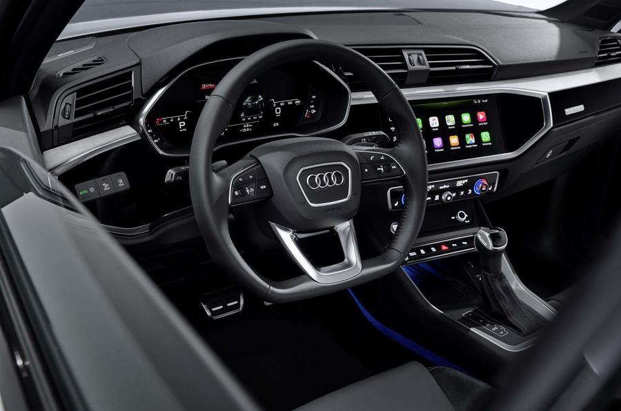 New Audi Q3 Sportback: Audi targets BMW X4 | Autocar