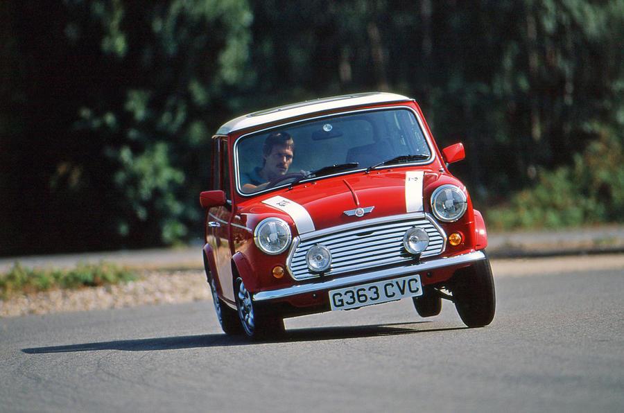 Mini Cooper Car >> Happy Birthday To Britain S Favourite Car Mini At 60 Autocar