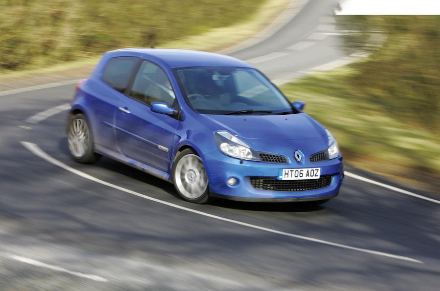 Used car buying guide: Renaultsport Clio 197   Autocar