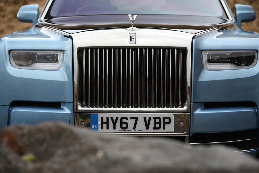 Rolls-Royce Phantom 2018 UK review   Autocar