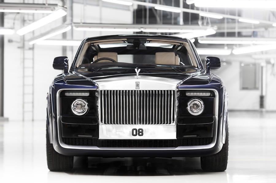 Αποτέλεσμα εικόνας για Rolls Royce Sweptail