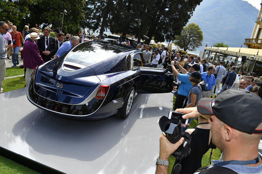 Rolls-Royce evaluating options for more one-off ...