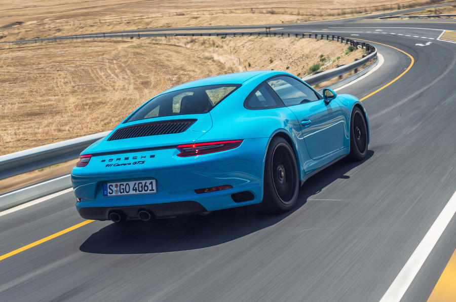 2017 Porsche 911 Carrera Gts Review Autocar