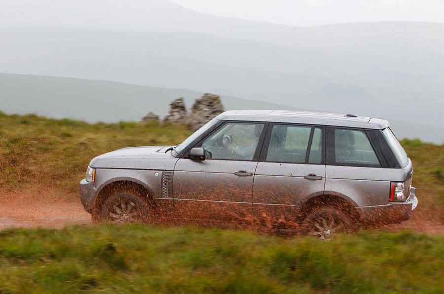 Icon of icons: Autocar Awards Readers' Champion - Range Rover