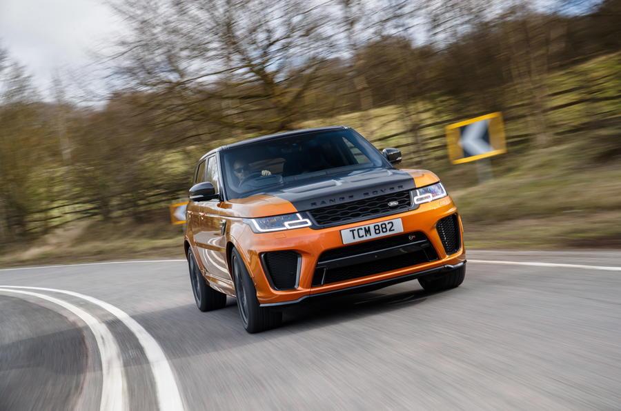 Top 10 Best Sports Suvs 2020 Autocar