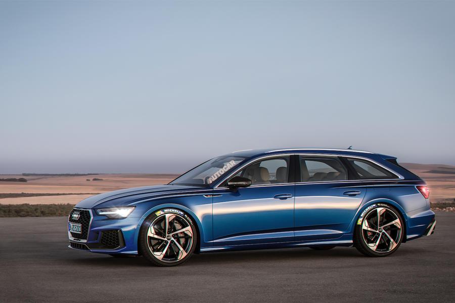 New Audi Rs6 Avant 600bhp Estate Confirmed For September Launch