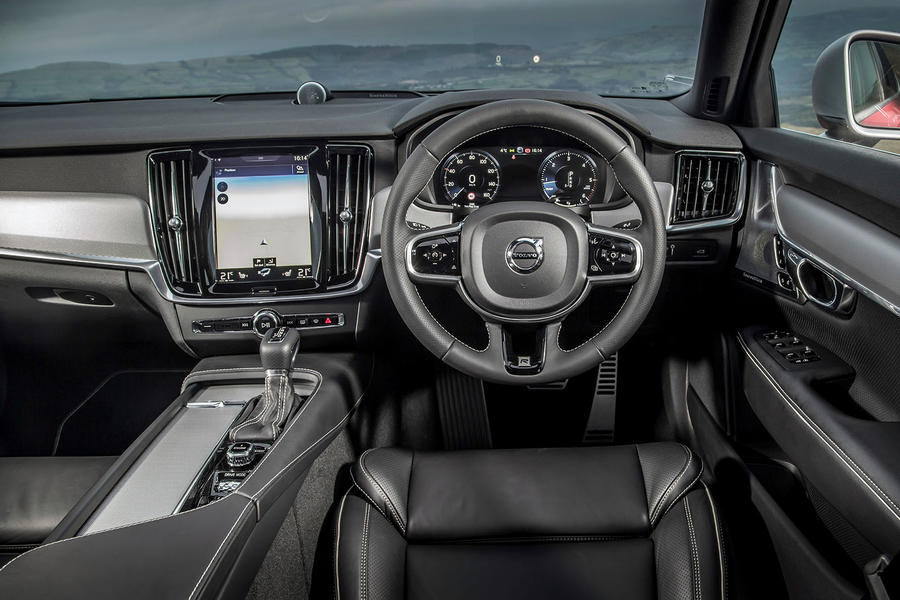 2017 Volvo S90 R Design D5 Powerpulse Awd Review Autocar