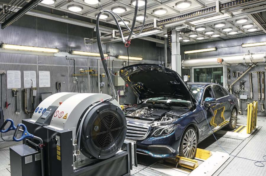 New car CO2 emissions hit highest point since 2013 | Autocar