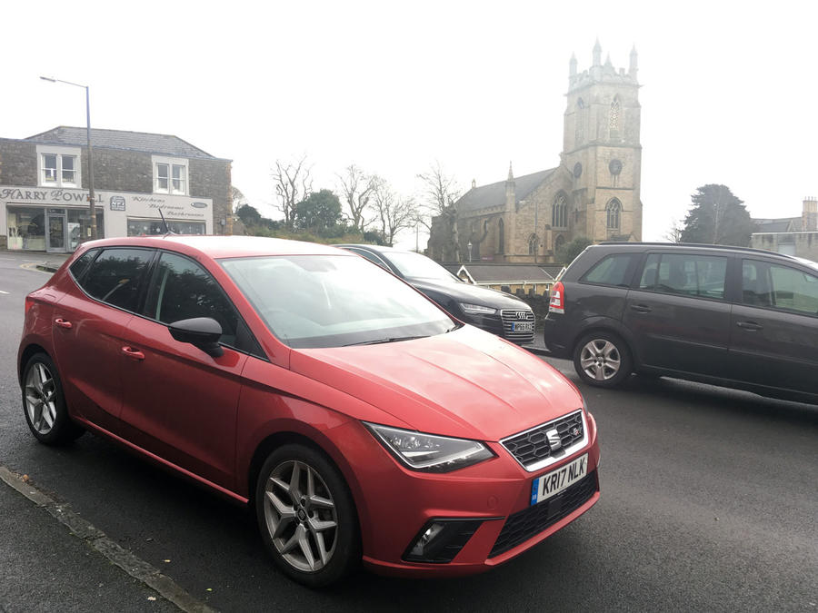 seat ibiza long term review five months with a contender. Black Bedroom Furniture Sets. Home Design Ideas
