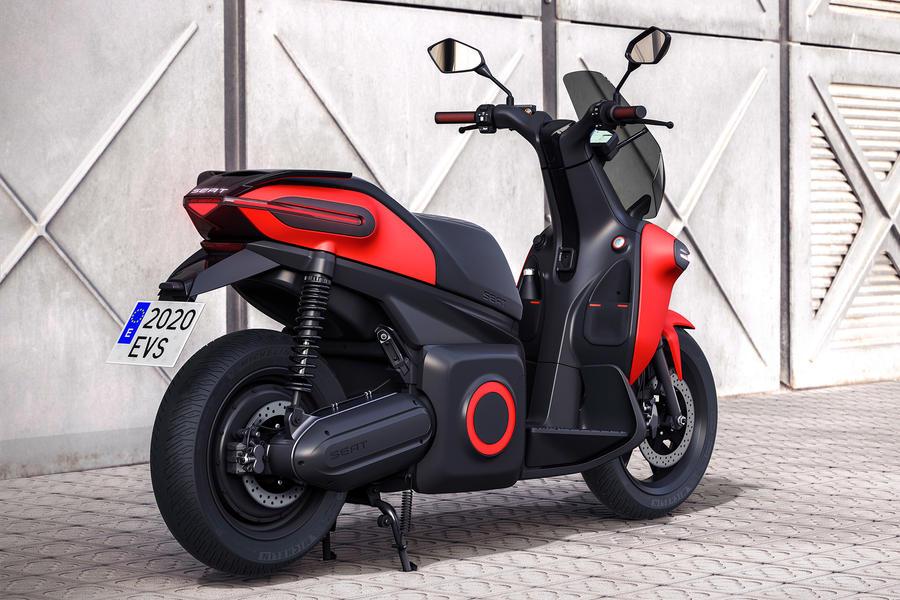 Seat e-Scooter pourrait être vendu au Royaume-Uni seat bike 3