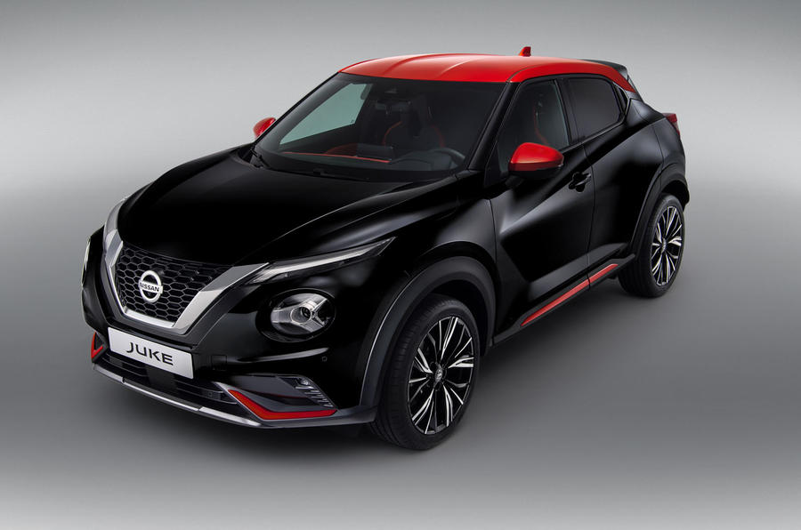 New Nissan Juke is bigger, cleaner, more 'grown up' | Autocar