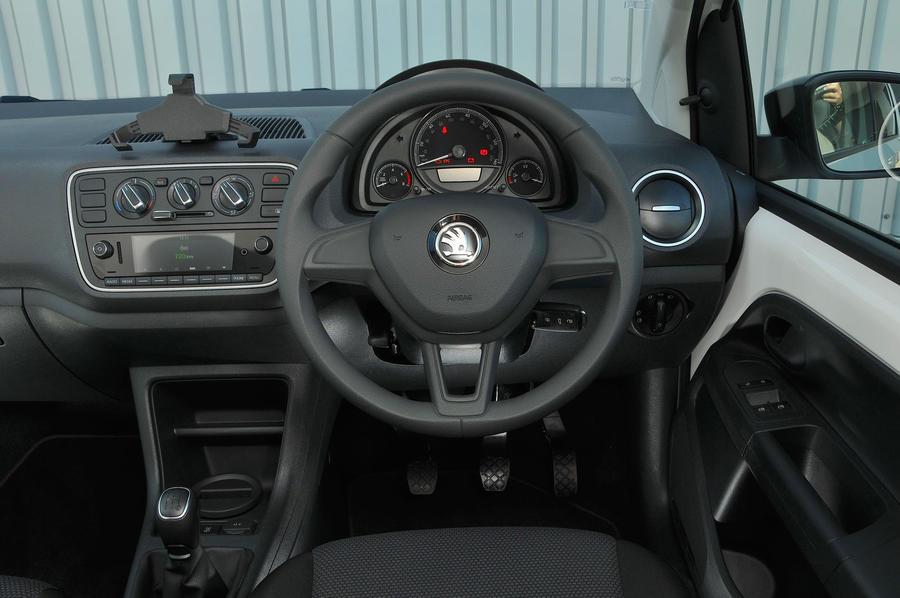 Skoda Citigo Se L 10 Mpi 75ps 2017 Uk Review Autocar