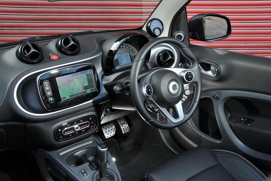 2016 Smart Fortwo Brabus xclusive cabrio review | Autocar