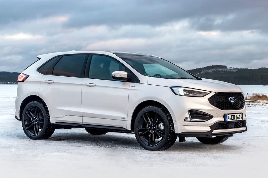 Ford Edge St Line >> New Ford Edge Officially Launched In Europe Autocar