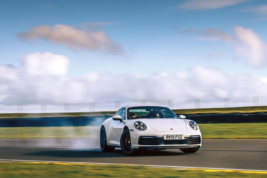 La voiture du meilleur pilote britannique 2019: les trois dernières top three 9
