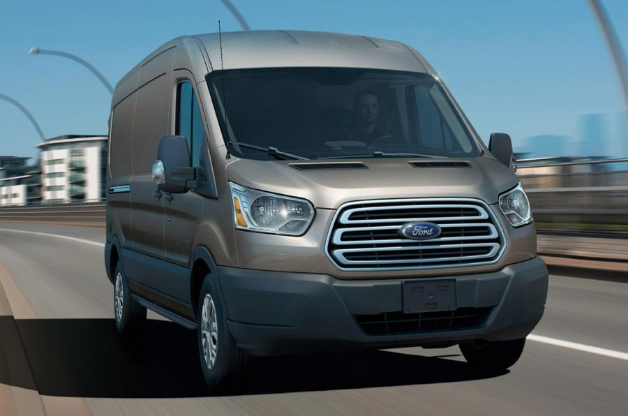 Ford Teases E-Transit, Unveiling Scheduled For November 12